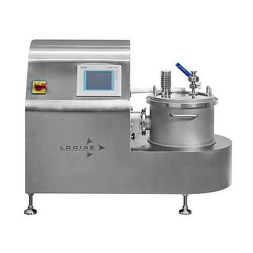 Mixing granulator (Lab machine)